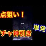 【白猫】白猫ガチャ単発確定演出!?レインボー[虹色]ハオ/シャマーキングコラボ