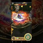 【白猫プロジェクト】灼熱!キングムカデ Lv.20000(斬弱点HP5000億) 夏アピス ソロ