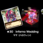 【白猫プロジェクト】マヤ(ハロウィン)Inferno Wedding【実況】【★4抽選キャラで最新クエスト攻略 #13】