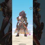 [白猫プロジェクト][喝采!秘宝ジムナジウム3rd]セイヤ+ファナ(弓)